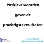 positieve woorden